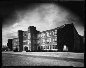 Primary view of object titled 'Harding Junior High School'.