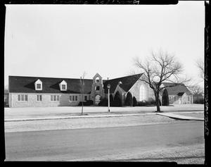 Primary view of object titled 'Greystone Presbyterian Church'.