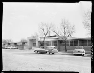 Primary view of object titled 'Building in Purcell, Oklahoma'.
