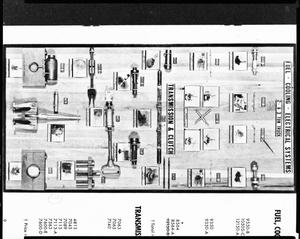 Primary view of object titled 'Fuel, Cooling, & Electrical systems graphic for 2 1/2 & 3 Ton Trucks'.