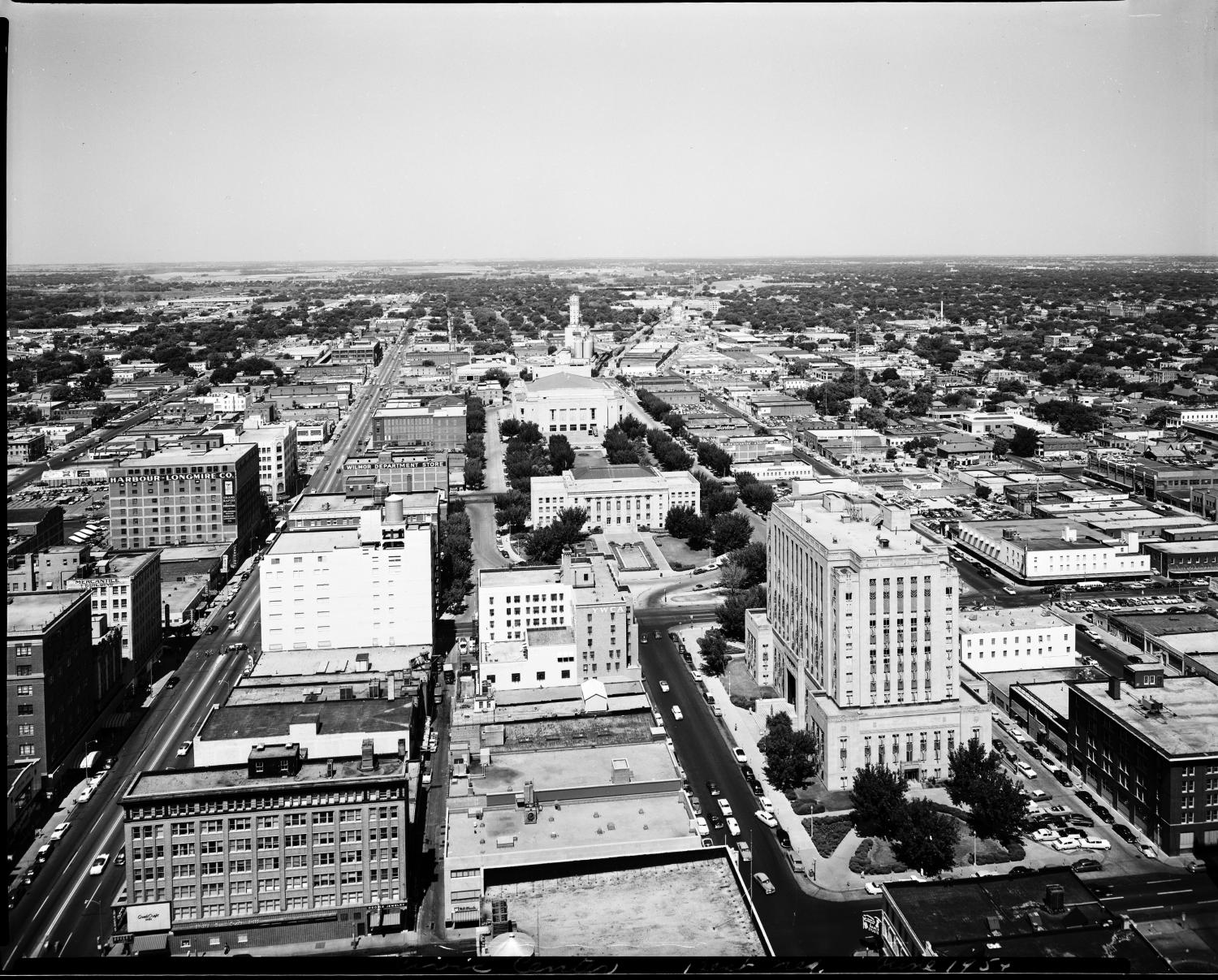 Civic Center and Oklahoma County Courthouse                                                                                                      [Sequence #]: 1 of 1