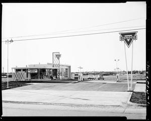 Primary view of object titled 'Capitol Hill Conoco Station'.