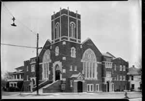 Primary view of object titled 'Immanuel Baptist Church'.