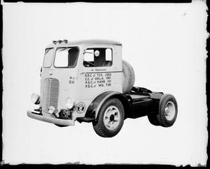 Primary view of object titled 'Mack Truck'.