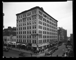 Primary view of object titled 'American National Bank Building'.