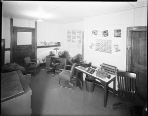 Primary view of object titled 'Monroe Calculating Machine Co.'.
