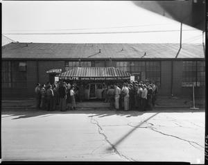 Primary view of object titled '1952 Dodge at Auto-Lite in Oklahoma City, Oklahoma'.