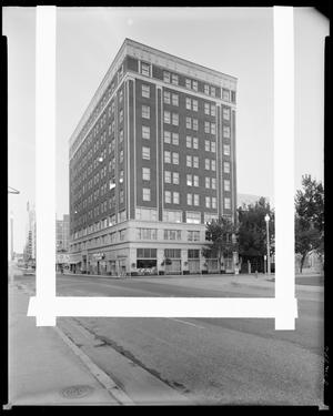 Primary view of object titled 'Hightower Building in Oklahoma City'.