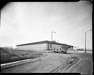 Primary view of object titled 'GE Fabrication Building'.