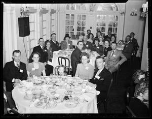 Primary view of object titled 'Schuler Fruit Company Banquet'.