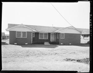 Primary view of object titled 'Residence in Oklahoma City, Oklahoma'.