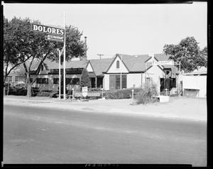 Primary view of object titled 'Dolores Drive-In'.
