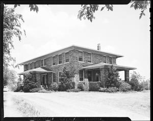 Primary view of object titled 'Oklahoma County Girls Home'.