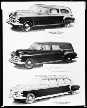 Primary view of object titled 'Limousine & Funeral Car'.
