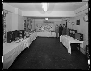 Primary view of object titled 'Exhibit for Loud Speaking Nurses Call System in Oklahoma City, Oklahoma'.