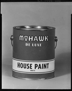 Primary view of object titled 'Mohawk Deluxe White House Paint'.