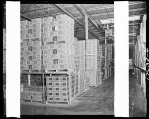 Primary view of object titled 'Public Warehouse Co. Acct.'.