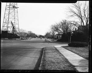Primary view of object titled 'Street View of Lincoln Boulevard in Oklahoma City'.