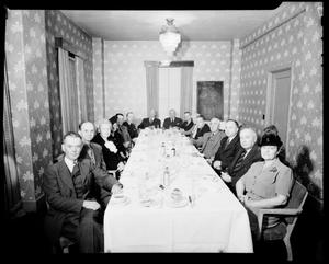 Primary view of object titled 'Pacific Mutual Insurance Company Dinner'.