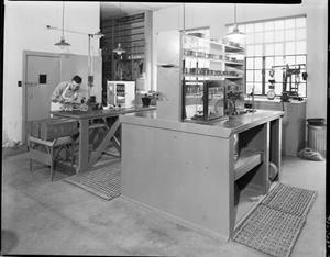 Primary view of object titled 'Oklahoma Testing Laboratories'.