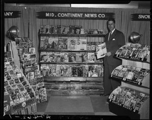Primary view of Mid-Continent News Co. Acct.