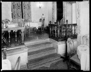 Primary view of object titled 'Biltmore Hotel Dining Room'.