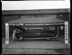 Primary view of object titled '1952 Hudson at Auto-Lite in Oklahoma City, Oklahoma'.