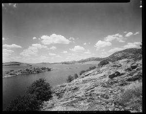 Primary view of object titled 'Lake Elmer Thomas'.