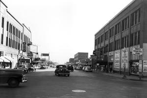 Primary view of object titled 'Robinson Avenue in Oklahoma City'.