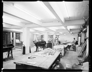 Primary view of object titled 'Carrier Products Metal Components Assembly Room in Oklahoma City, Oklahoma'.