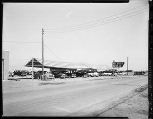 Primary view of object titled 'Ed Price Motor Company in Oklahoma City, Oklahoma'.