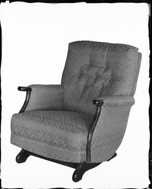 Primary view of object titled 'Chair'.