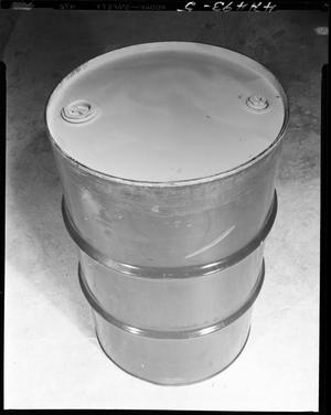 Primary view of object titled 'Barrel'.