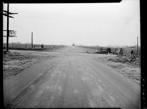 Primary view of object titled 'Street in Oklahoma City, Oklahoma'.