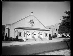 Primary view of object titled 'Church of Christ Acct.'.