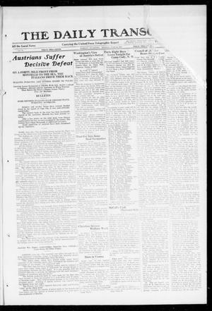 The Daily Transcript  (Norman, Okla.), Vol. 6, No. 78, Ed. 1 Monday, June 24, 1918