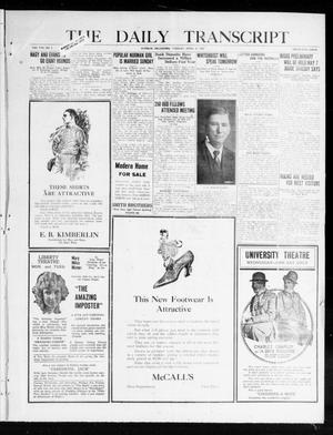 The Daily Transcript  (Norman, Okla.), Vol. 8, No. 5, Ed. 1 Tuesday, April 27, 1920
