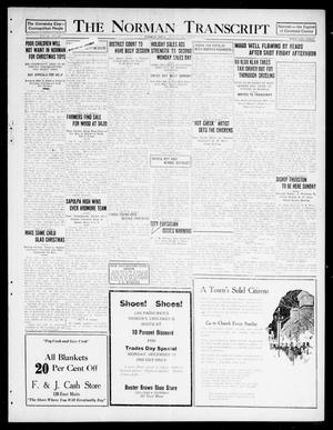 The Norman Transcript  (Norman, Okla.), Vol. 9, No. 148, Ed. 1 Sunday, December 11, 1921
