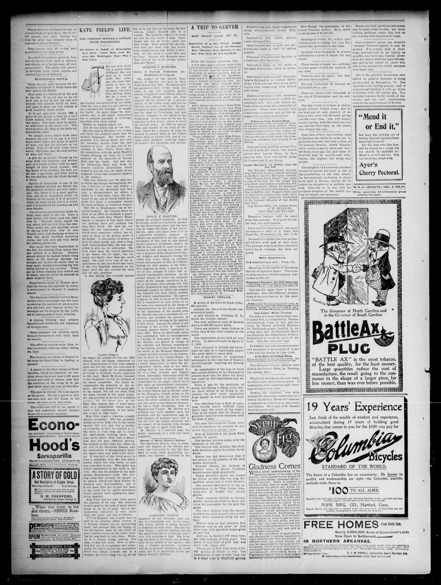 The Chandler News. (Chandler, Okla.), Vol. 5, No. 45, Ed. 1 Friday, July 31, 1896                                                                                                      [Sequence #]: 4 of 4