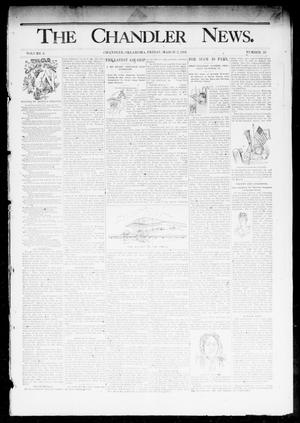 The Chandler News. (Chandler, Okla.), Vol. 3, No. 23, Ed. 1 Friday, March 2, 1894
