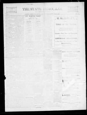 The State Democrat. (Norman, Okla.), Vol. 5, No. 100, Ed. 1 Wednesday, May 2, 1894