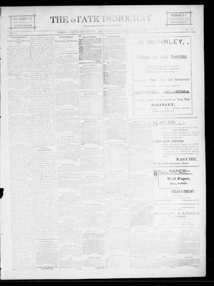 The State Democrat. (Norman, Okla.), Vol. 5, No. 106, Ed. 1 Wednesday, May 23, 1894