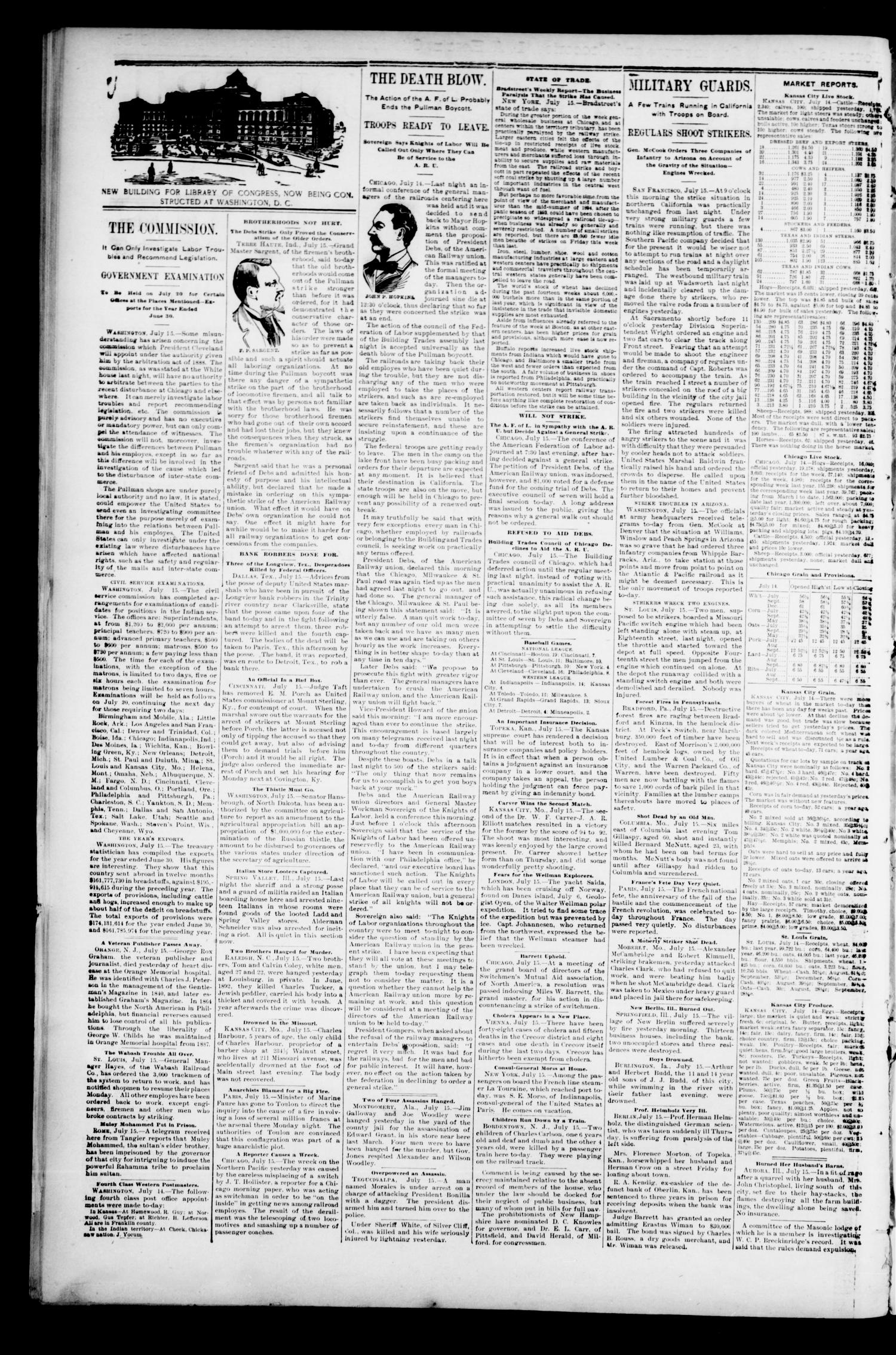 The Perry Daily Times. (Perry, Okla.), Vol. 1, No. 255, Ed. 1 Tuesday, July 17, 1894                                                                                                      [Sequence #]: 4 of 4