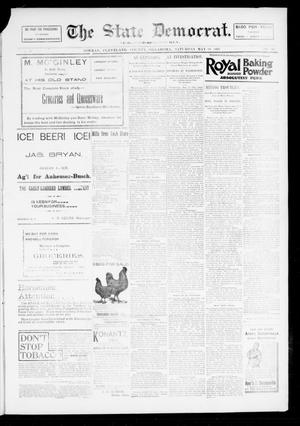 The State Democrat. (Norman, Okla.), Vol. 6, No. 106, Ed. 1 Saturday, May 18, 1895