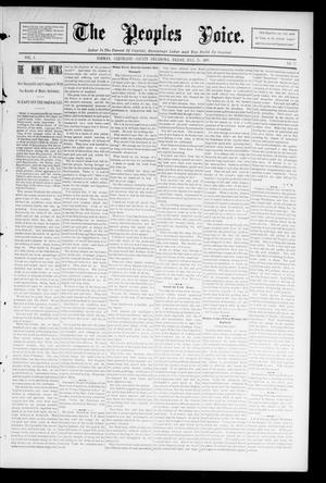 The Peoples Voice. (Norman, Okla.), Vol. 3, No. 52, Ed. 1 Friday, July 26, 1895