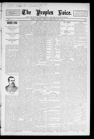 The Peoples Voice. (Norman, Okla.), Vol. 4, No. 44, Ed. 1 Friday, May 29, 1896