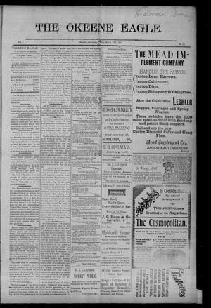 Primary view of The Okeene Eagle. (Okeene, Okla.), Vol. 5, No. 23, Ed. 1 Friday, March 24, 1899