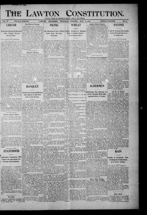 The Lawton Constitution. (Lawton, Okla.), Vol. 4, No. 12, Ed. 1 Thursday, May 24, 1906