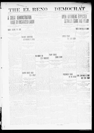 Primary view of object titled 'The El Reno Democrat (El Reno, Okla.), Vol. 21, No. 27, Ed. 1 Thursday, September 9, 1909'.