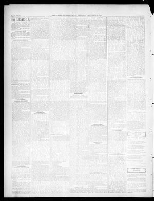 The Oklahoma Leader  (Guthrie, Okla ), Vol  17, No  9, Ed  1